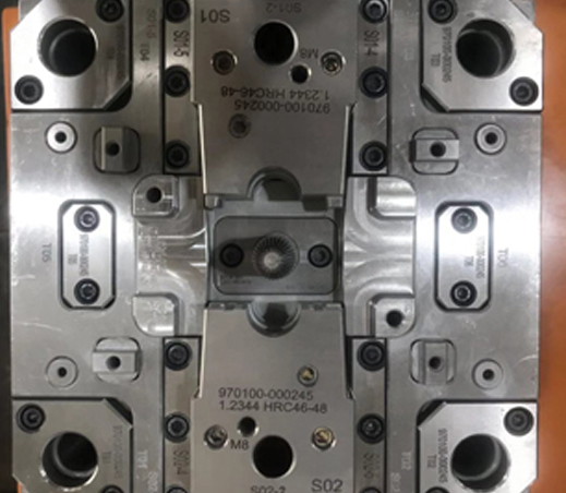 Screw Thread Mould